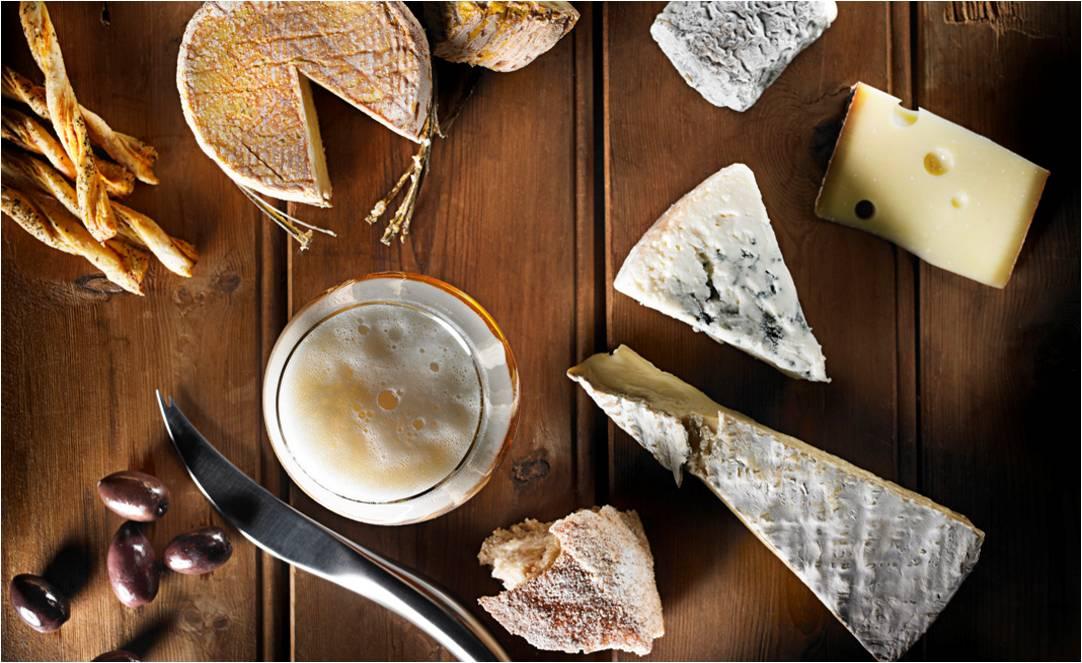 Matrimonio Perfecto : Cervezas y quesos el matrimonio perfecto mariano braga