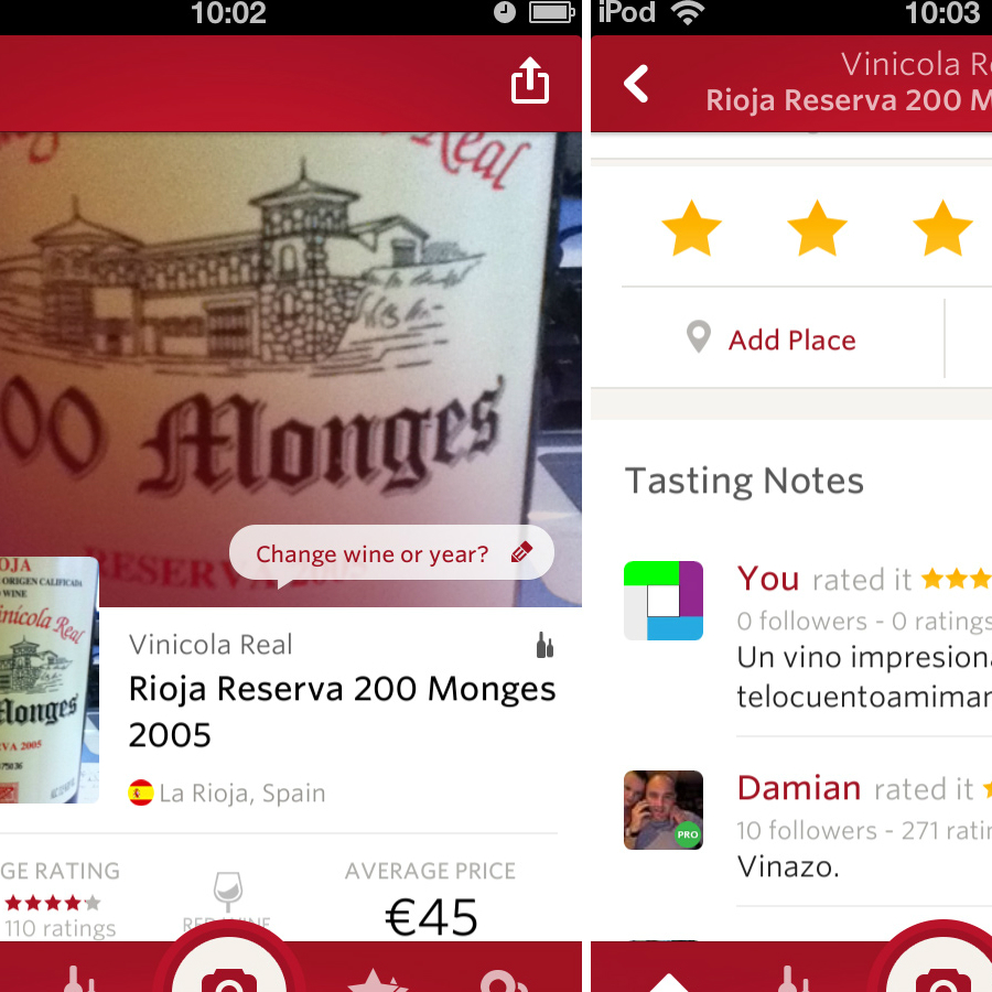 4 wine apps para tu smartphone