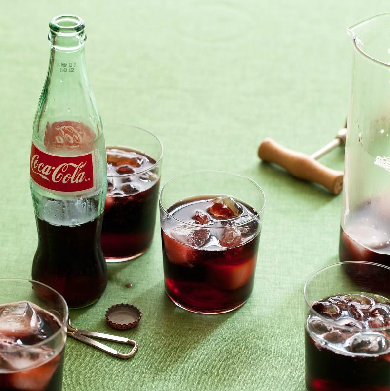 Le llegó el turno al tinto con Coca