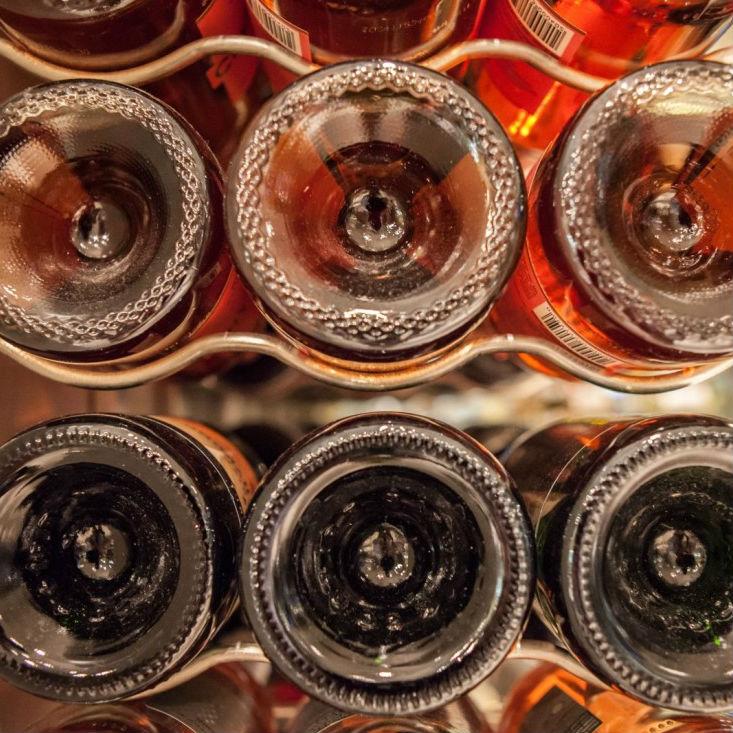 Basta con eso: el vino no se guarda