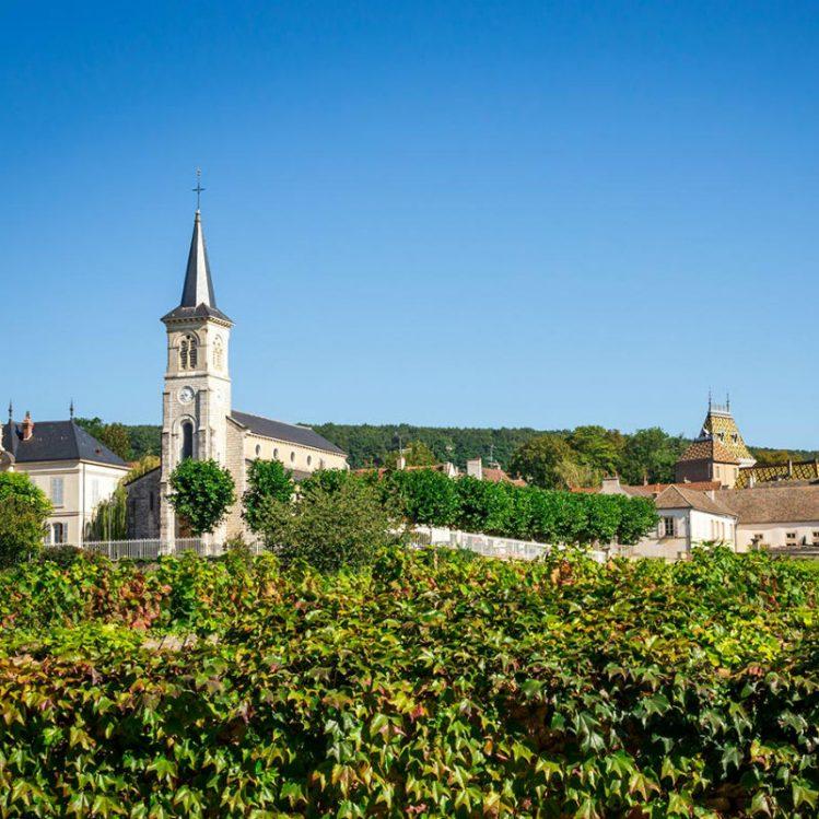 Winetrip. Tres días en Borgoña