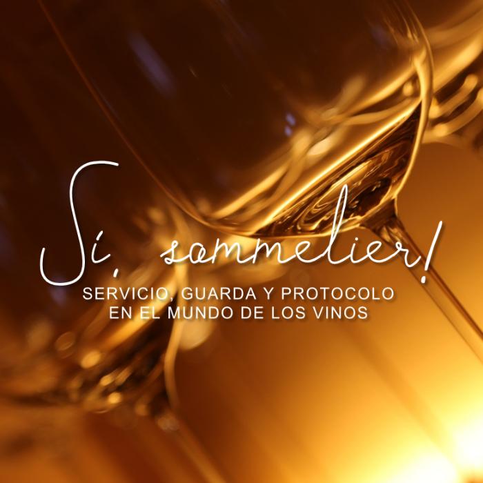 Servicio de vinos, en un nuevo curso corto virtual