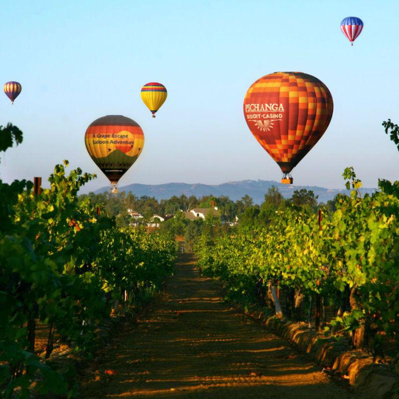 5 destinos hot del vino
