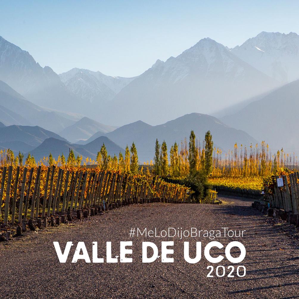 Nos vamos de viaje al Valle de Uco